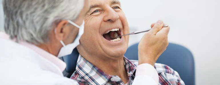 How to keep your dentures in tip top condition