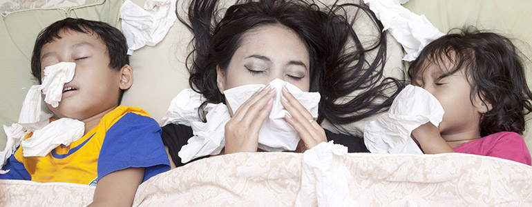The Flu Season is coming – are you ready?