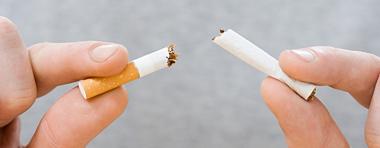Know a smoker? Encourage them to see a health care professional for World No Tobacco Day 2018