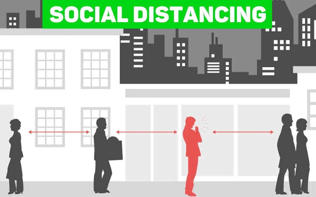 What Social Distancing is and Why You Need to Practice It
