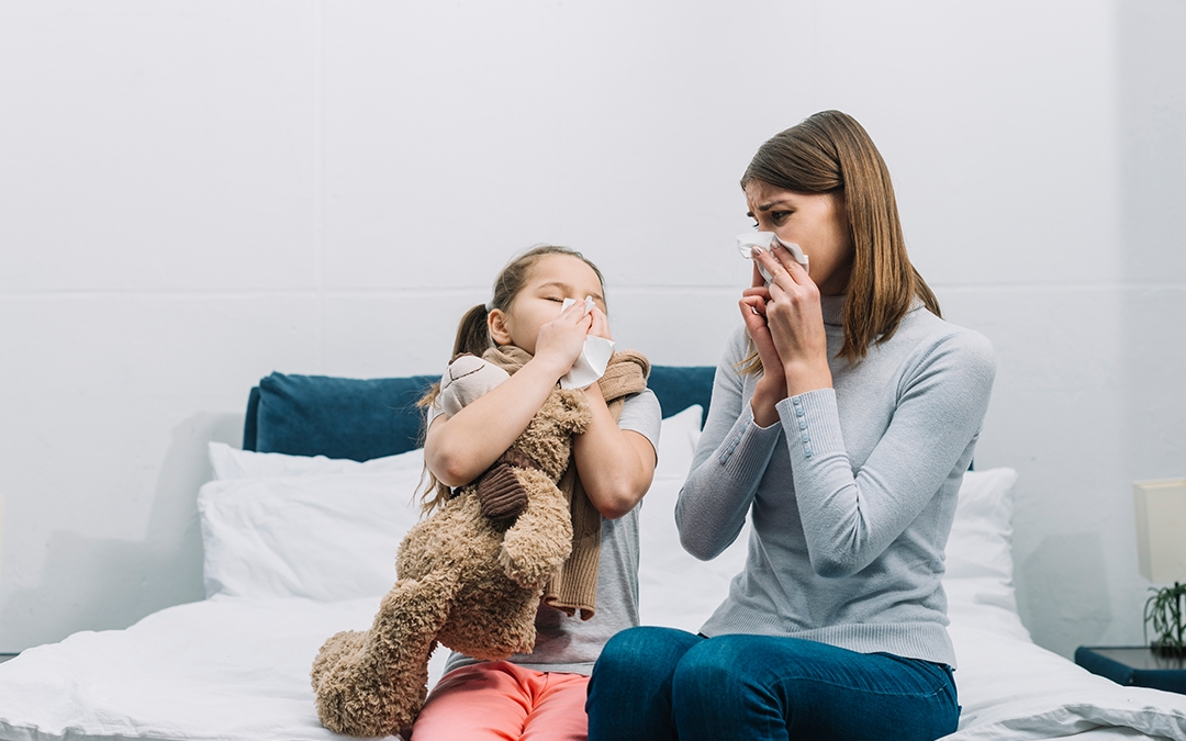 Ways To Stay Safe During The Flu Season